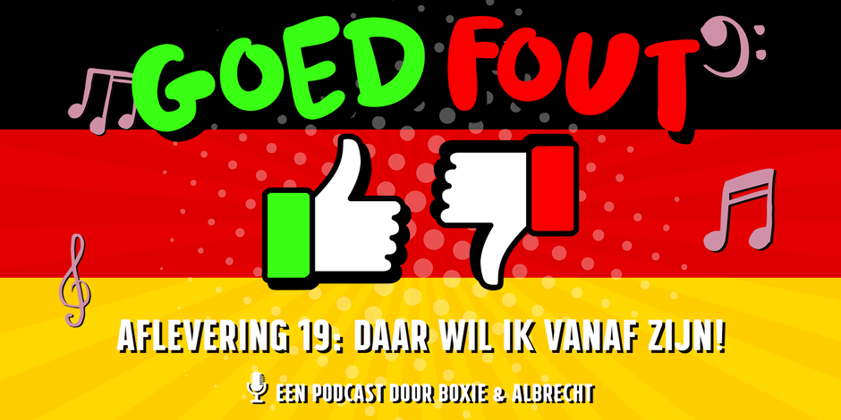 goed fout 19