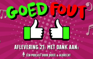 goed fout 21